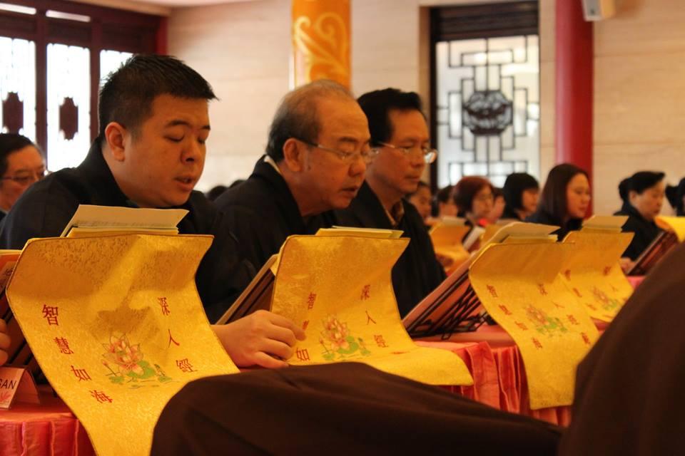 02 April 2016  清明孝親地藏法會 Cheng Beng.