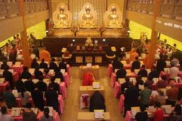 19-21 Agustus 2016 地藏經報恩法會Ullambana.