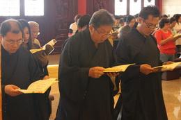 15 Desember 2016  阿彌陀佛聖誕 Hari Kelahiran Amitabha.