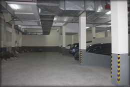 Parkir Basement
